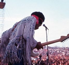 I Wish I Was At Woodstock
