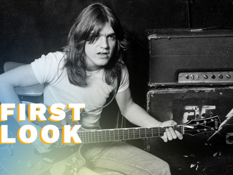 """I'll Keep Going Until I Can't"": Read An Extract From The New Book On AC/DC's Malcolm Young"