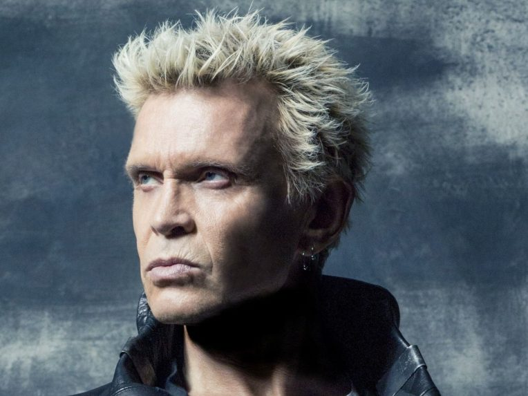 Billy Idol Announces 2020 Australian Headline Shows