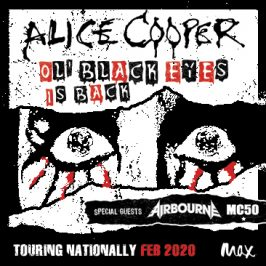 Did you know: The Alice Cooper Edition