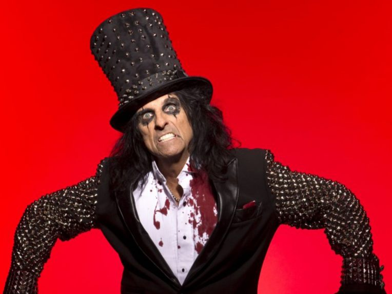 "Alice Cooper To Bring New ""Ol' Black Eyes Is Back"" Show To Australia In 2020"