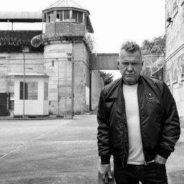 EXCLUSIVE: Watch Jimmy Barnes' Inspiring New Clip For 'I Won't Let You Down'