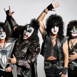 KISS Cancel Australian Tour Due To Paul Stanley's Illness