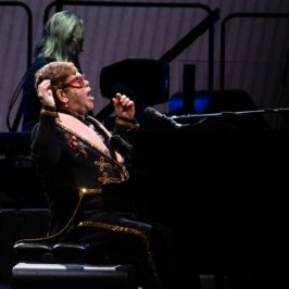 Hundreds Turned Away From Elton John Show Amid Fake Ticket Scam