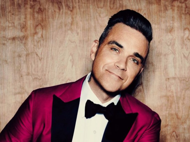 Robbie Williams Just Scored Himself Another ARIA Chart #1 Album