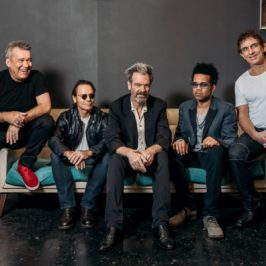 Cold Chisel Vying For Another #1 Aus Album With 'Blood Moon'