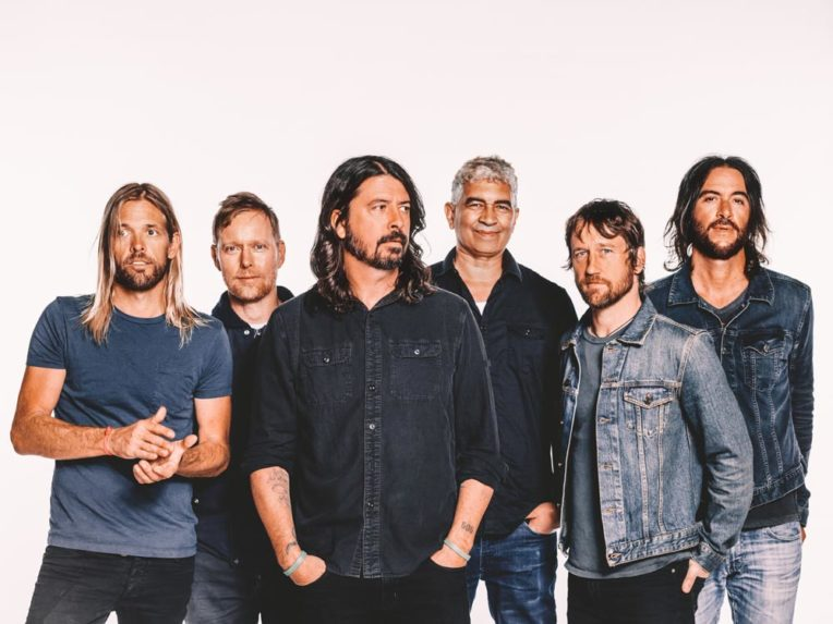 Dave Grohl Reveals New Foo Fighters Album Is 'Finished'