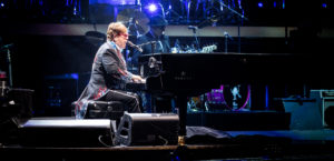 Illness Forces Elton John To Cut NZ Show Early: 'I Can't Sing, I've Got To Go'