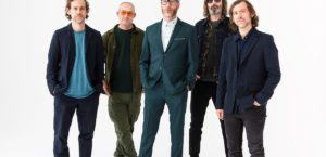 Listen To The National's Take On INXS Classic 'Never Tear Us Apart'