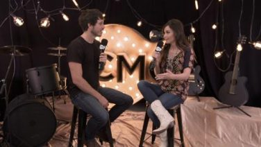 Kacey Musgraves interview at CMC Rocks