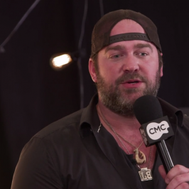 Lee Brice interview at CMC Rocks QLD