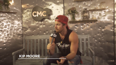 Kip Moore on country music
