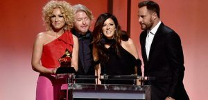 Little Big Town and Chris Stapleton win Grammys