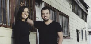 Travis Collins & Amber Lawrence's New Video, 'Our Backyard'