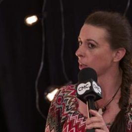 Harmony James interview at CMC Rocks QLD