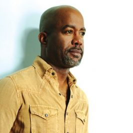 Darius Rucker Announces Debut Australian Tour Dates