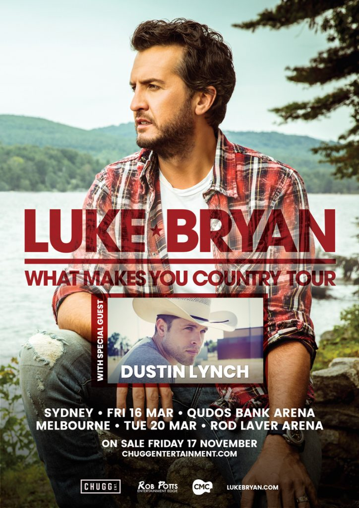 Country dates in Sydney