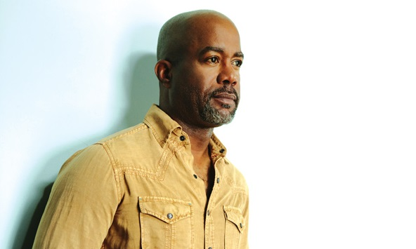 Country Star Darius Rucker To Perform At The 2018 CMC Music Awards