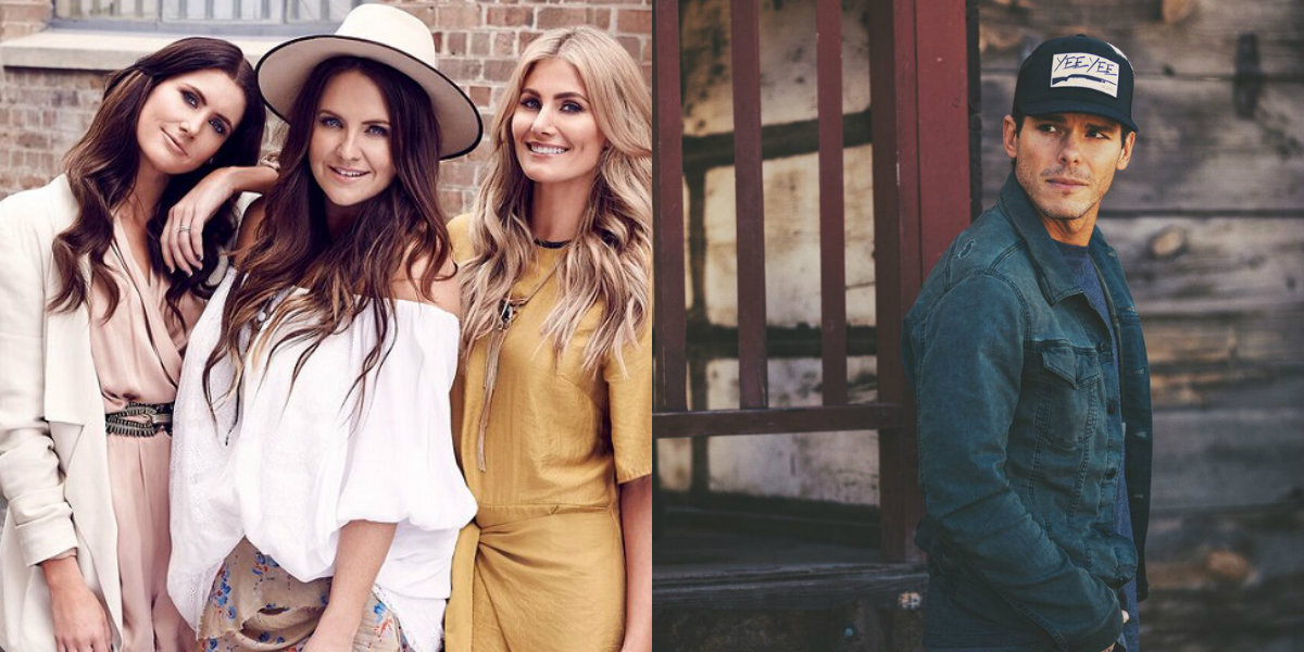 The McClymonts, Granger Smith & More Lead First Groundwater Line-up Announcement