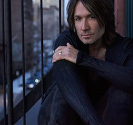 Win a meet & greet with Keith Urban