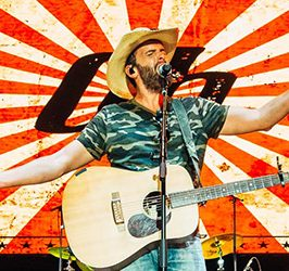 Dean Brody Live at CMC Rocks