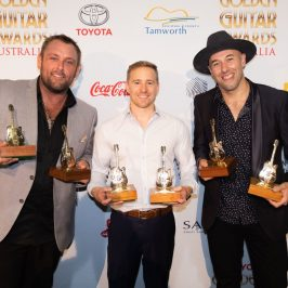 Here Are All The Winners From The 2019 Golden Guitar Awards