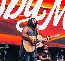 Busby Marou Live at CMC Rocks