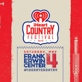WIN: Fly to the 2019 iHeartCountry Festival!