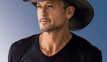 CMC PRESENTS: Tim McGraw