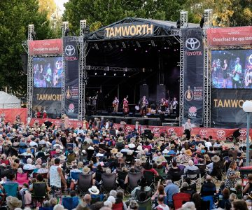 Britt Festival 2020.First Acts On 2020 Tamworth Country Music Festival Line Up