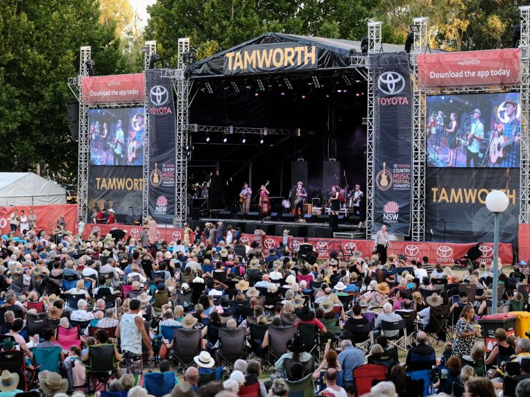 First Acts On 2020 Tamworth Country Music Festival Line-up Revealed