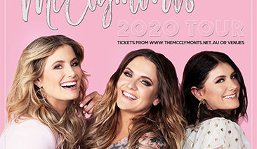 CMC PRESENTS: The McClymonts