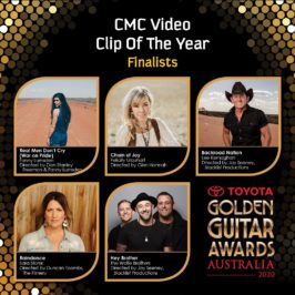We take a look at the finalists for CMC Video Clip of the Year at the Golden Guitar Awards