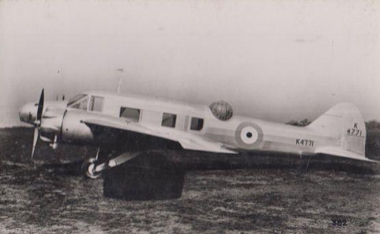WWII RAF Aircraft