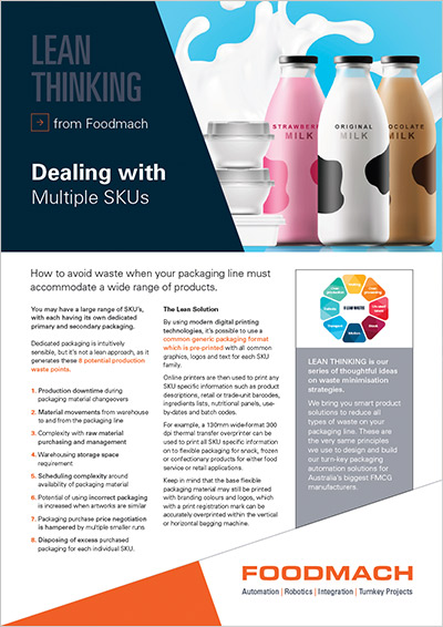 Lean Thinking Flyer 1