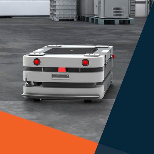 Foodmach Autonomous Vehicle