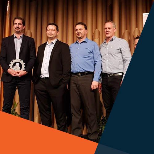 Foodmach wins industry awards