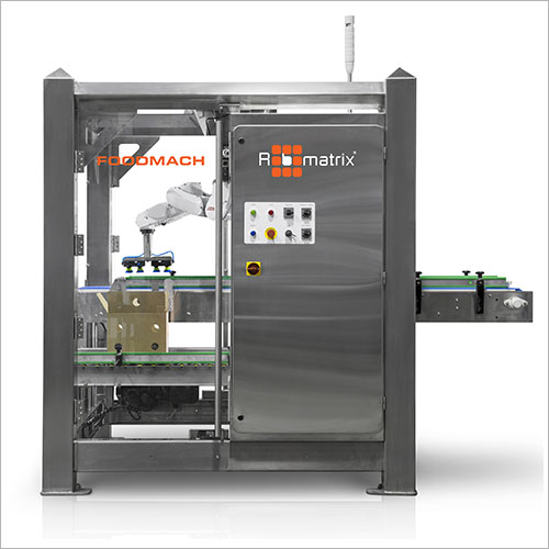 Foodmach Robomatrix Compact Robot Case Packer