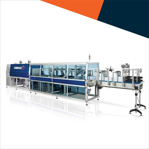 Foodmach Prismatic Case Packer