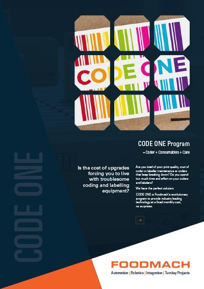 Code One Brochure Download