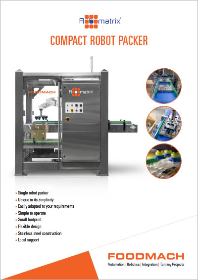 Robomatrix Compact Robot Packer