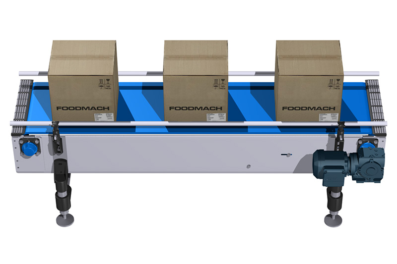 Case & Tray Conveying