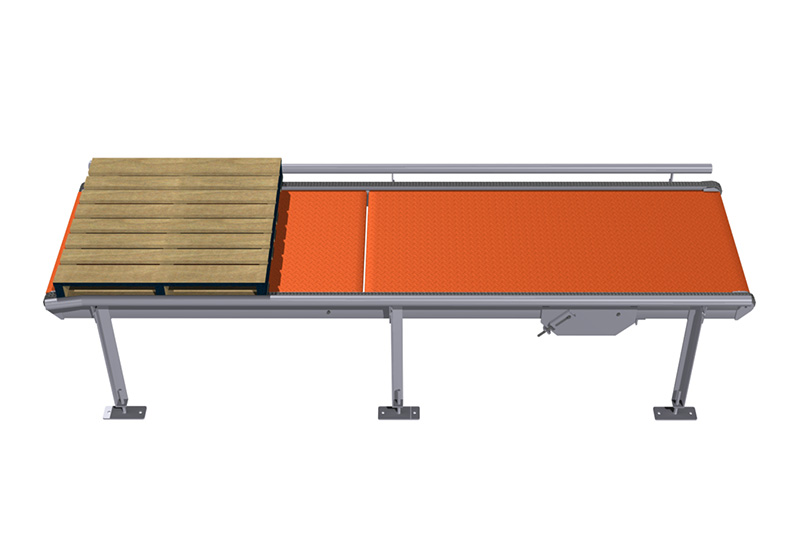 Pallet Conveying