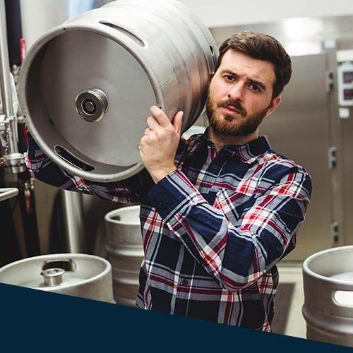 Health and safety risks in craft breweries
