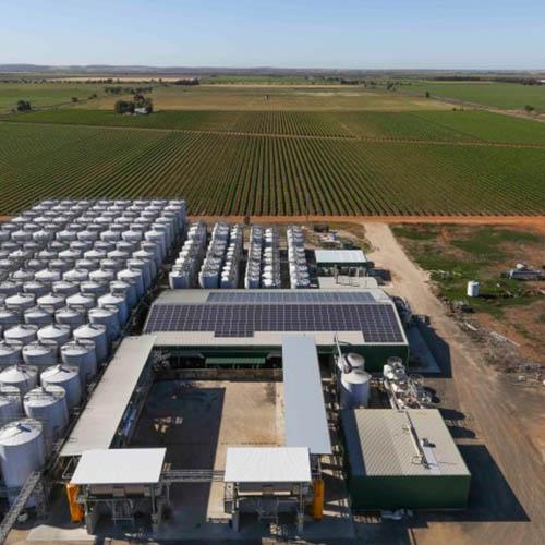 De Bortoli winery gets a palletiser upgrade