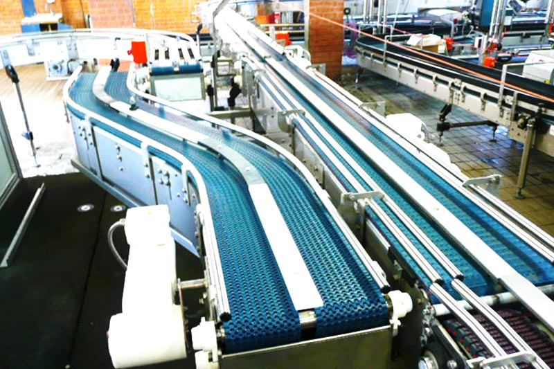 Foodmach Dual-stream Multipack Conveyor