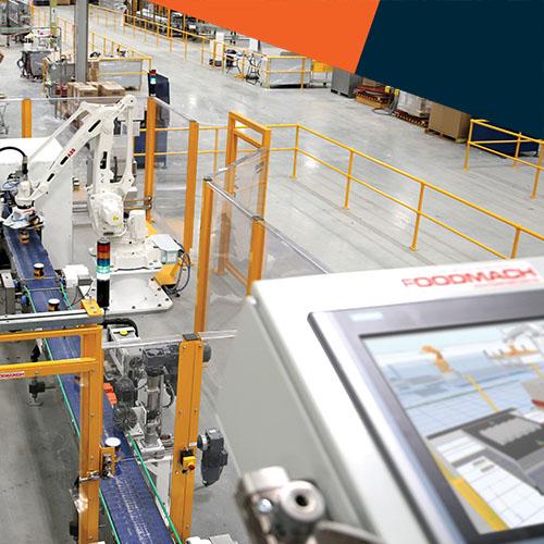 Industry 4.0 Line Integration