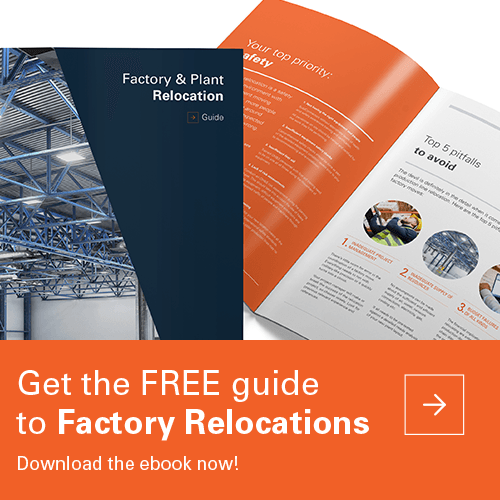 Get the Free Factory Relocations Guide