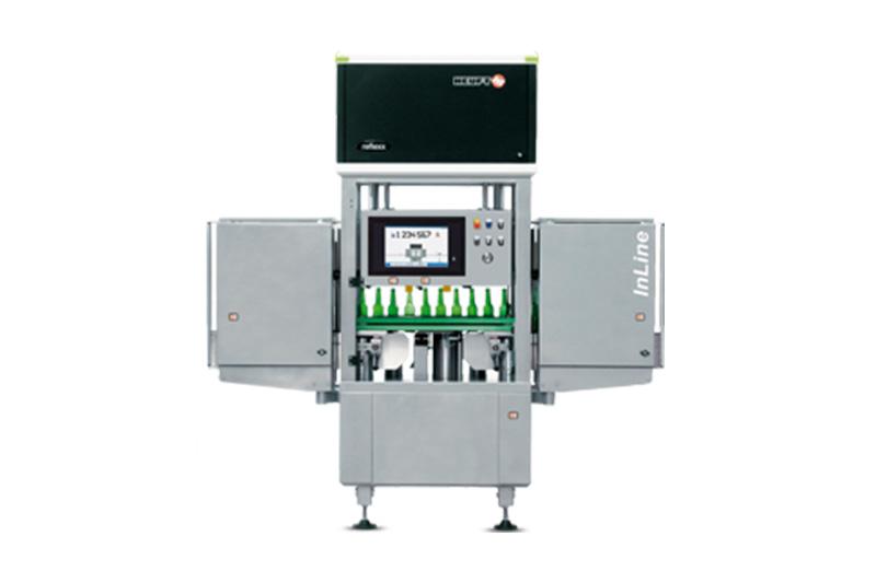 HEUFT Inspection Systems – Inline II IR