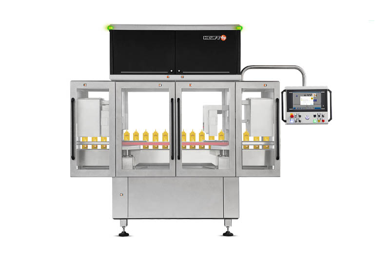 HEUFT Squeezer II QS - for full container inspection